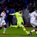 Barcelona Gagal Bungkam Lyon Karena Buang Banyak Peluang