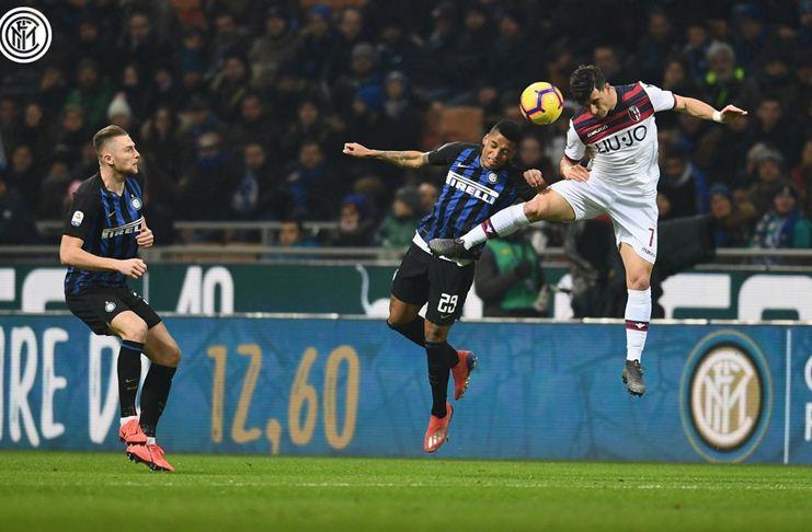Bologna Permalukan Inter di Hadapan Para Pendukungnya