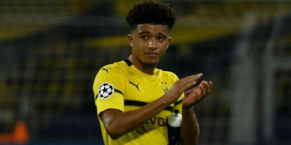 Bos Dortmund Kagum dengan Perkembangan Pesat Sancho