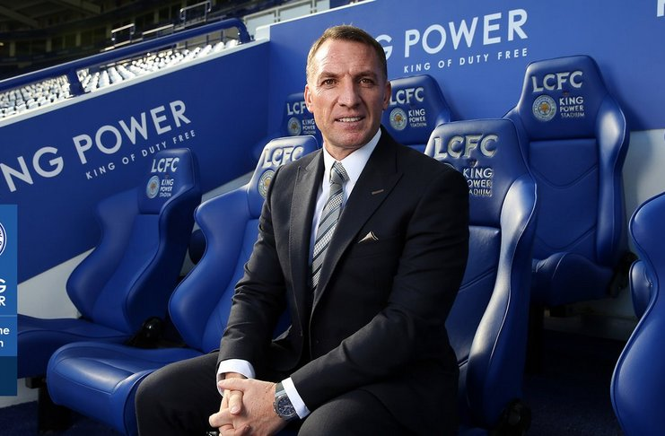 Brendan Rodgers Telah Resmi Menggantikan Claude Puel di Leicester City