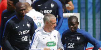 Deschamps Tidak Cemas dengan Berubahnya Posisi Kante di Chelsea
