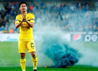 Dortmund Meminjamkan Shinji Kagawa ke Besiktas