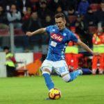 Dua Gol Milik Memastikan Napoli Membawa Pulang Tiga Poin