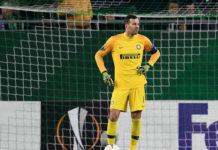 Handanovic Bangga Setelah Dirinya Terpilih Menjadi Kapten