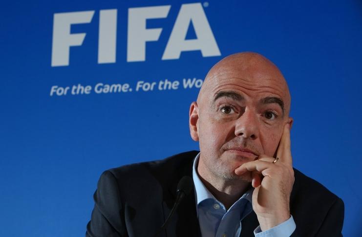 Hanya Infantino yang Menjadi Kandidat Presiden FIFA