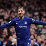 Hazard Dinilai Merupakan Pemain Terbaik yang Pernah Dimiliki Chelsea