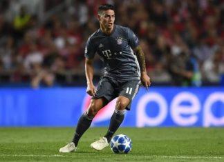 James Rodriguez Ingin Segera Berhadapan dengan Liverpool