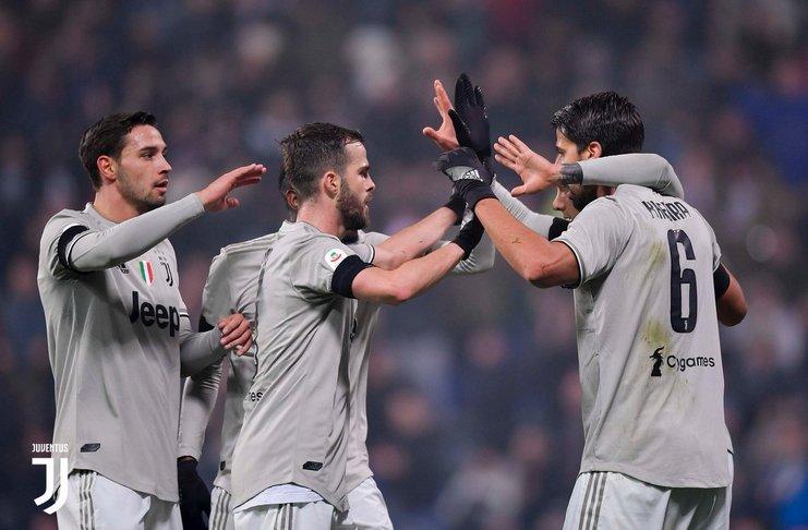 Juventus Kian Kokoh di Puncak Setelah Benamkan Sassuolo