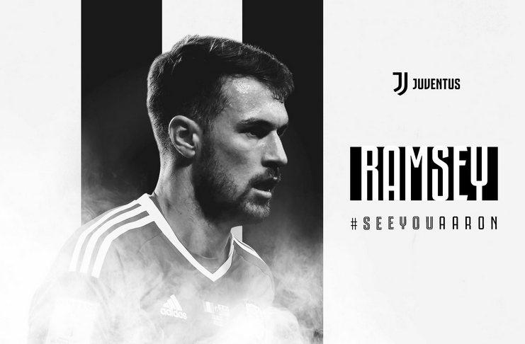 Juventus Pastikan Aaron Ramsey Bergeser pada Musim Depan