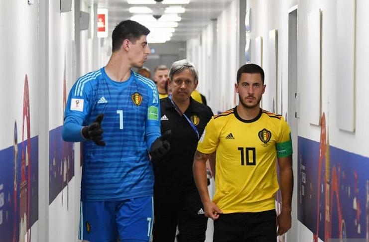 Kiper Madrid Harap Bisa Reuni dengan Hazard