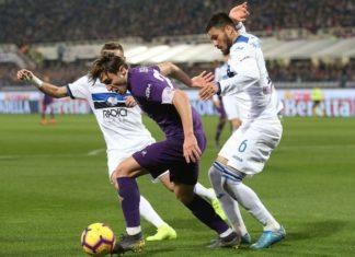 Laga Antara Fiorentina Melawan Atalanta Berakhir Imbang