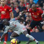 Laga Antara Manchester United Melawan Liverpool Berakhir Seri