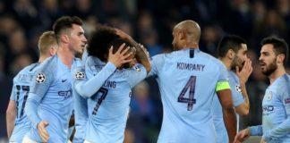 Manchester City Bungkam Schalke 04 di Veltins Arena