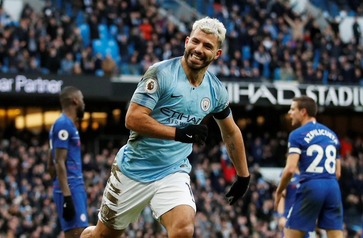 Manchester City Kembali Lewati Liverpool Usai Bantai Chelsea