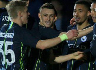 Manchester City Melaju ke Perempat Final Setelah Bungkam Newport County