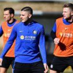 Napoli serta Juventus Serius Ingin Dapatkan Striker Inter