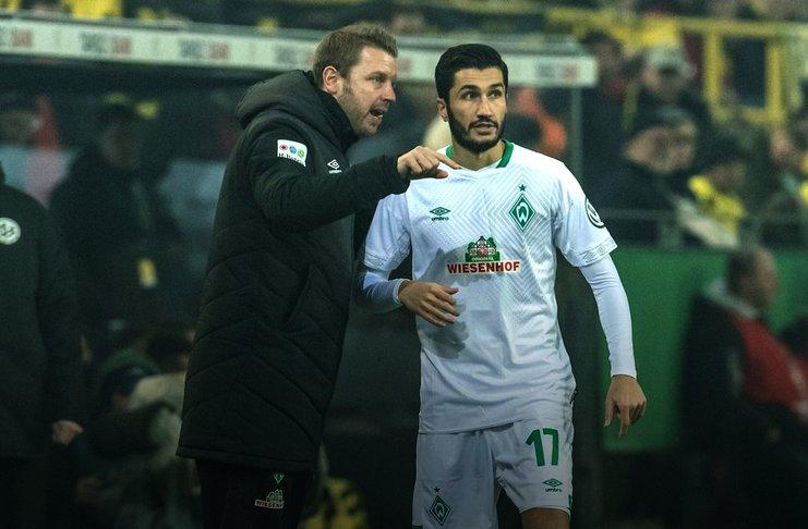 Nuri Sahin Tidak Kaget Bremen Menyingkirkan Dortmund