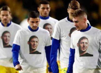 Pertandingan Nantes Dihentikan di Menit 9 untuk Menghormati Sala