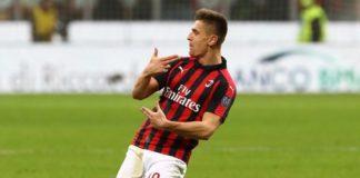 Piatek Bertekad Buat Milan Kembali Disegani Klub Lainnya
