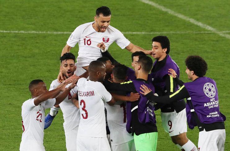 Qatar Tundukkan Jepang di Final Piala Asia 2019