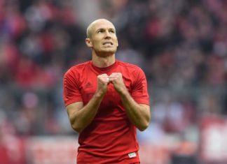 Robben Akui Memiliki Banyak Kenangan Jelek Bermain di Anfield