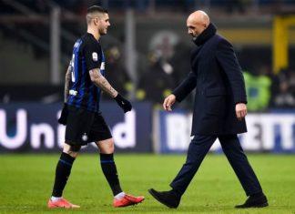 Spalletti Sekali Lagi Mencoret Icardi Dari Skuat Inter