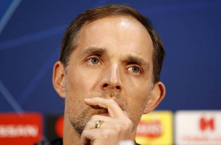 Tuchel Ragu PSG Bisa Melawan Manchester United