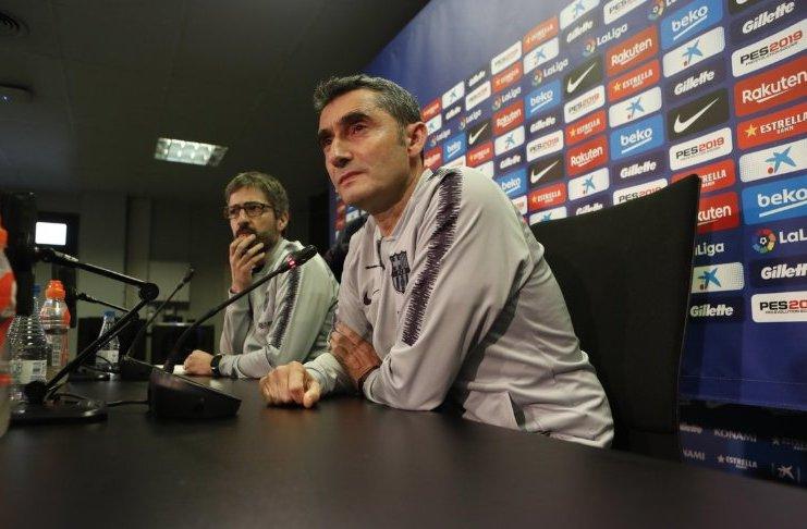 Valverde Pede Bisa Mengantarkan Barcelona Sapu Bersih Kemenangan