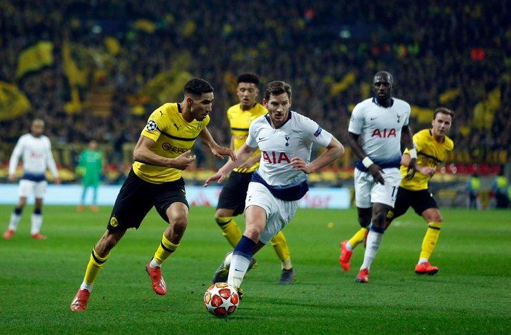 Vertonghen Mengatakan Dortmund Tidak Dapat Memanfaatkan Keadaan