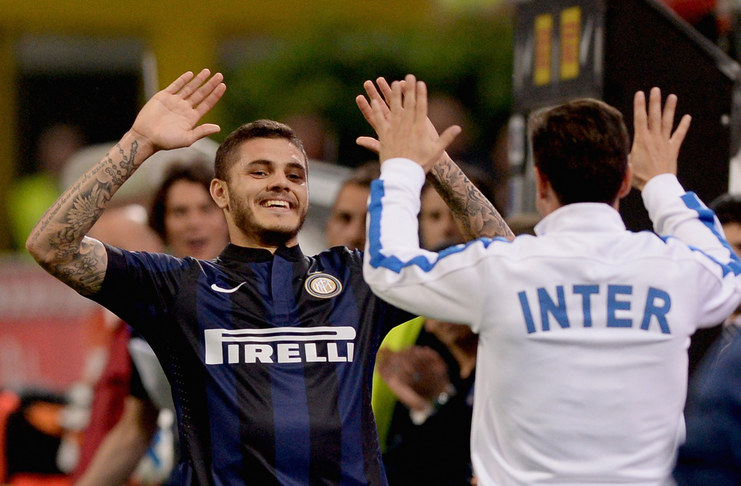 Zanetti Berharap Icardi Hentikan TIndakannya dan Kembali Bermain