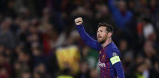 Alena Menyebutkan Tidak Ada Pemain Seperti Lionel Messi