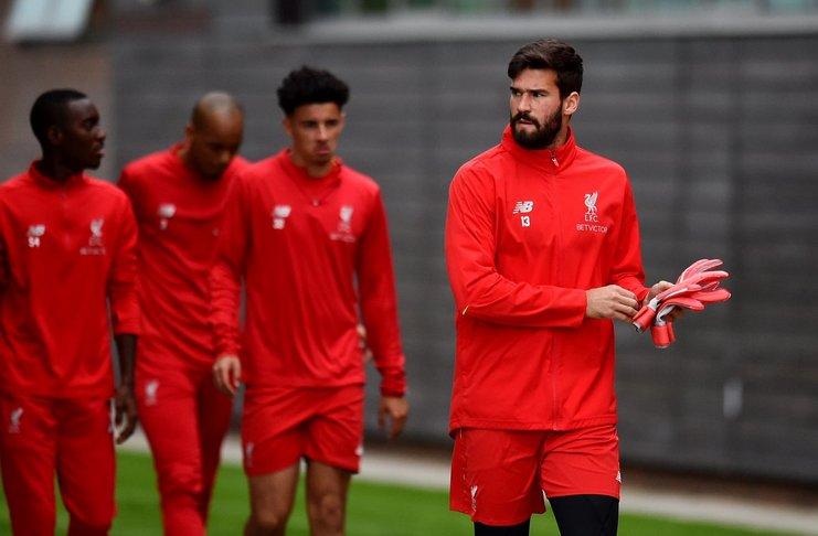 Alisson Ungkapkan yang Menjadi Penghambat Adaptasinya Bersama Liverpool