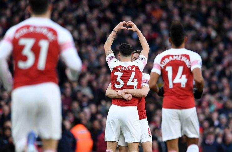 Arsenal Mengakhiri Rekor Solskjaer