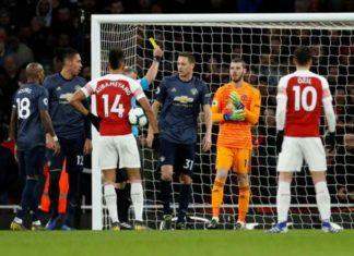 Beberapa Fakta Menarik Usai Arsenal kalahkan Manchester United