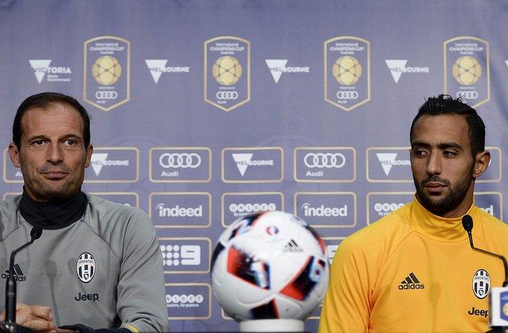 Benatia Ragu Jika Allegri Bisa Mengantar Juventus Juara Liga Champions