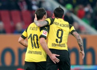 Borussia Dortmund Tanpa Gotze dan Alcacer di Markas Hertha