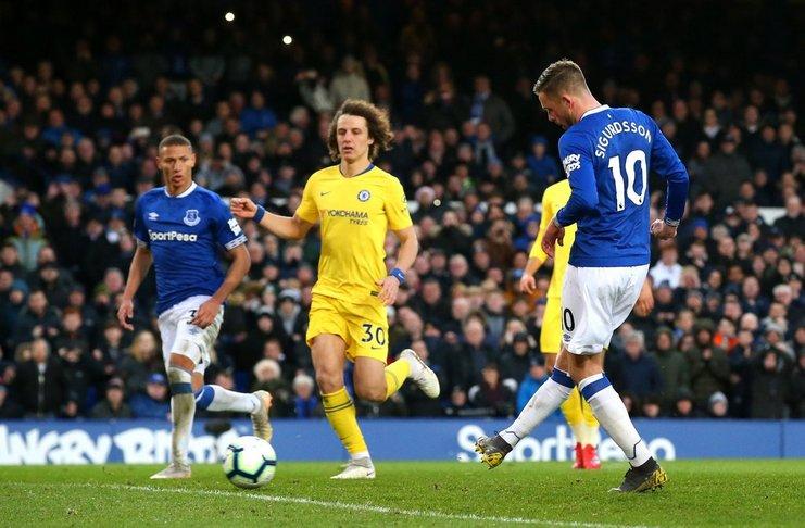 Chelsea Harus Menerima Kekalahan di Markas Everton