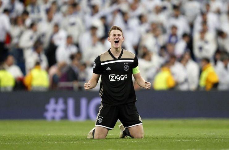 De Ligt Menyebutkan Ajax Dapat Mengalahkan Tim Manapun
