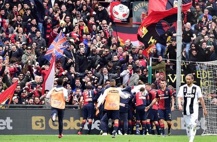 Genoa Dapat Tundukkan Juventus Karena Bantuan Atletico