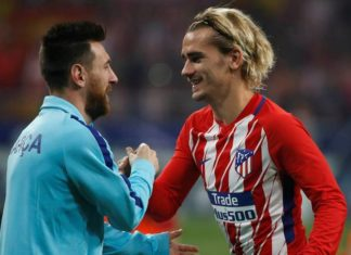 Griezmann Menegaskan Dirinya Tidak Peduli Soal Ketertarikan Barcelona