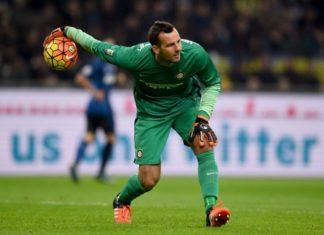 Handanovic Mengatakan Inter Tak Punya Kualitas Usai Dikalahkan Frankfurt