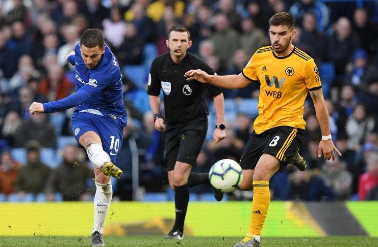 Hazard Jelaskan Penyebab Chelsea Gagal Tundukkan Wolverhampton