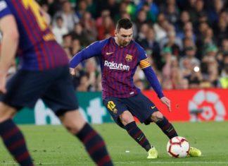 Herrera Akui Sulit untuk Menghentikan Messi