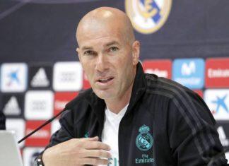 Ini Catatan Apik Zidane Ketika Bersama Real Madrid