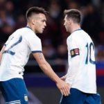 Lautaro Mengatakan Argentina Kalah karena Kesalahan Sendiri