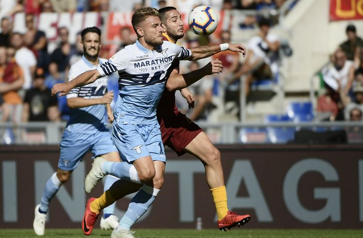 Lazio Siap Memanfaatkan Statusnya yang Menjadi Tuan Rumah