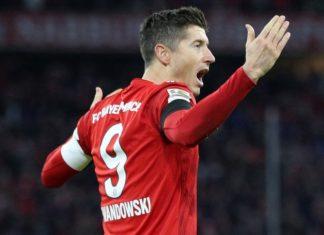 Lewandowski Menampik Penawaran dari Dua Pemain Bintang Ini
