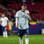 Lionel Messi Kembali Meninggalkan Timnas Argentina Meski Baru Kembali