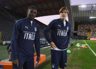 Moise Kean Dinilai Ingin Terus Mencetak Gol untuk Italia