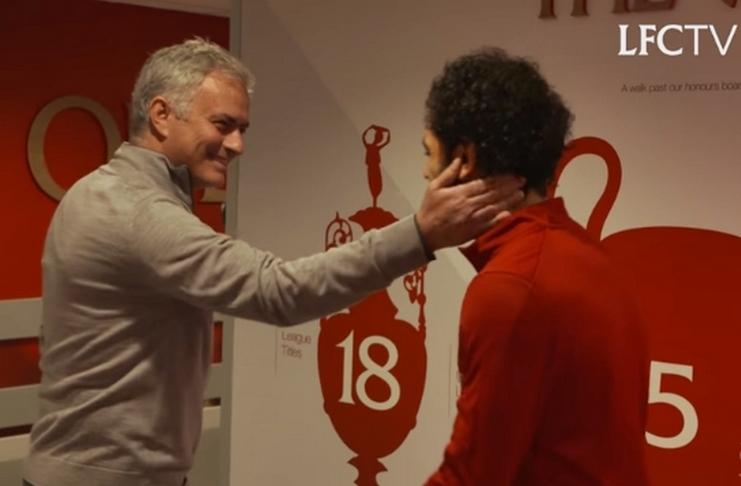 Mourinho Bicara Soal Keputusannya yang Lepaskan Mohamed Salah